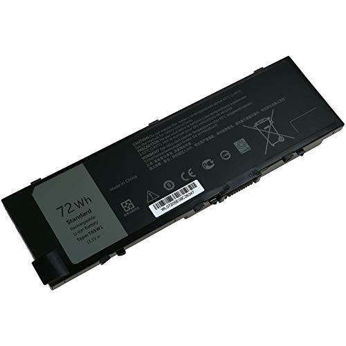 Akku für Laptop Dell Precision 15 7510 Serie, 11,1V, Li-Polymer