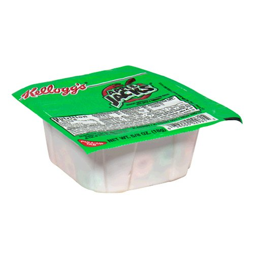 Apple Jacks Cereal-in-a-Cup, 0.625-Ounce Cups (Pack of 96)