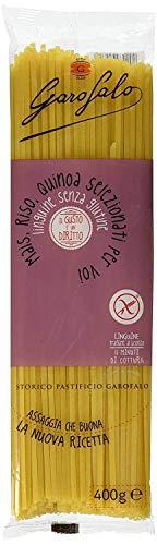 Garofalo - Special BOX - Pasta Sin Gluten - LINGUINE (800Gr) + MAFALDA CORTA (800Gr)