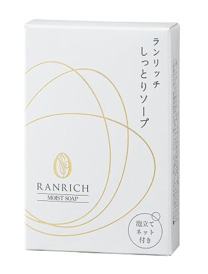 ディベート無臭セーブ【健康家族】ランリッチ しっとりソープ (50g)