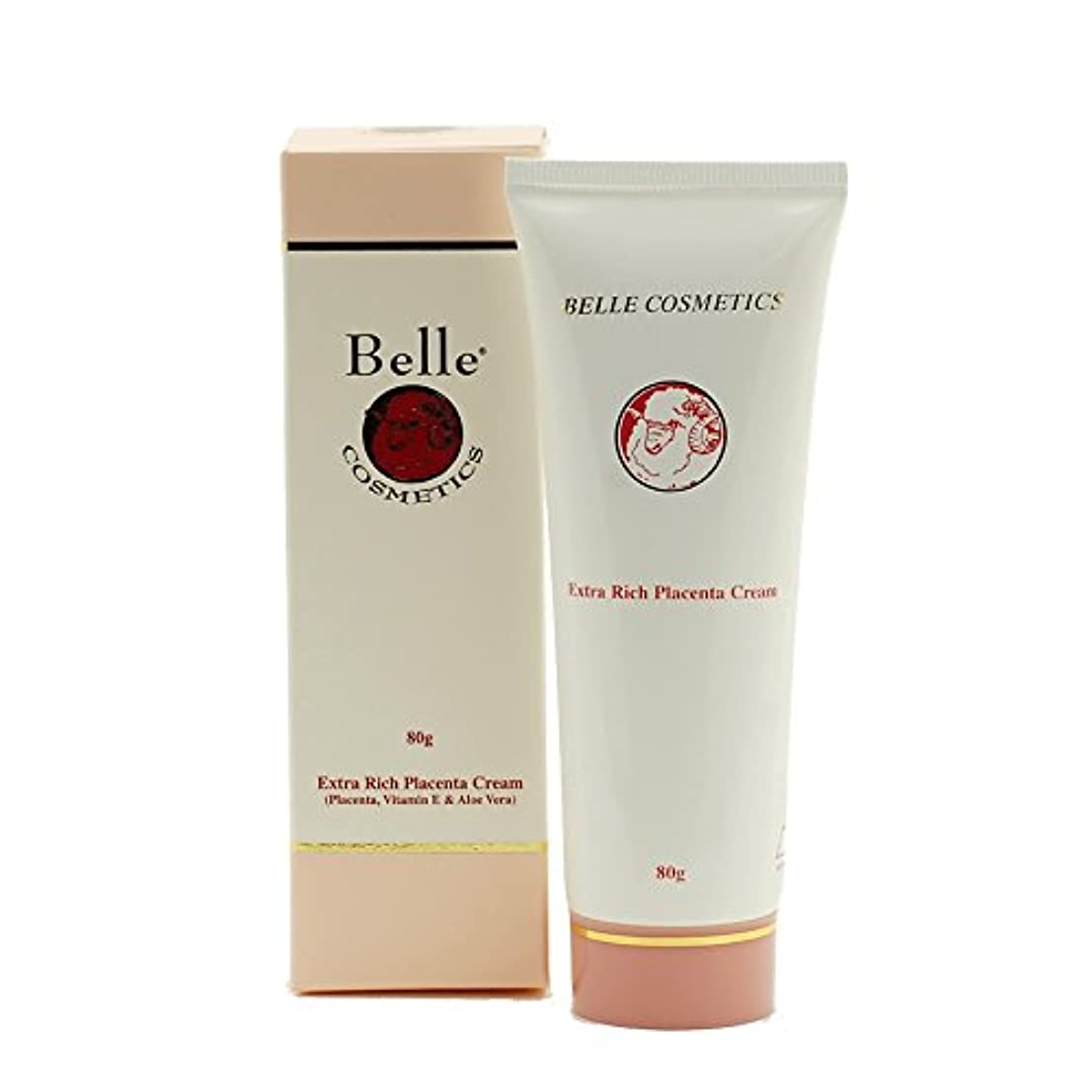 彼ほぼ組み込む[Belle Cosmetics]ベルコスメティック エキストラリッチプレセンタクリーム80g【海外直送】