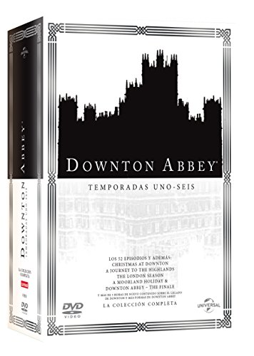 Pack Downton Abbey - Temporadas 1-6 [DVD]