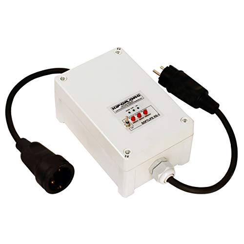 Anlaufstrombegrenzer für portable Stromerzeuger/Generatoren wir Kipor, FME, Atima etc,Caravaning, Camping, Wohnmobil, Boot, Baustelle, Event, Festival