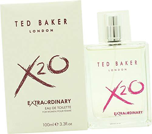 Ted Baker X2O Women Eau De Toilette 100ml Spray For Her