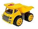 BIG Spielwarenfabrik 800055810 - Power-Worker Maxi Truck - Kinderfahrzeug, geeignet als...