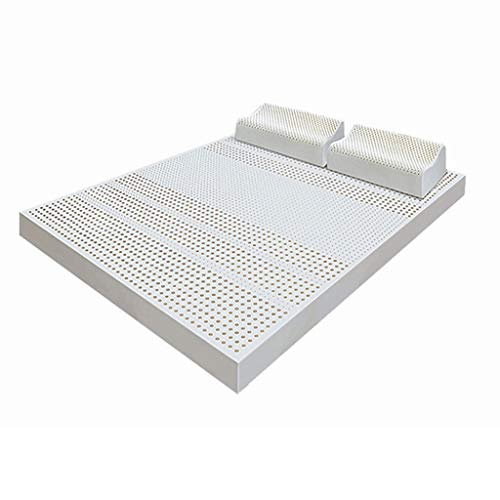 Great Deal! zaizai Mattress Latex Memory Foam Mattress - 93% Natural Latex,Flexible and Not Easy to ...