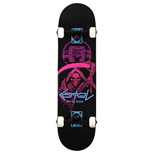 Cartel mkdca7505Skateboard deathkid Pink 29,5cm Uni Deathkid Pink