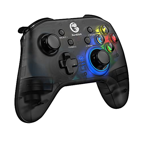 Controle Sem Fio GameSir T4 Pro Multi-plataformas (iOS/Android/PC/Switch)