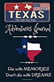 Texas Adventures Journal: The Forests are Calling   Compliment Travel Guide & Camping Prompt Book   Record Campsite Lakes Fun Plateau Memories Trails ... Keepsake Logbook (Texas Adventure Hiking)