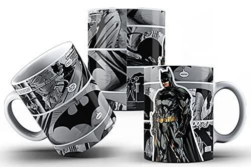 Caneca Batman Hqs Mod#2 Polímero