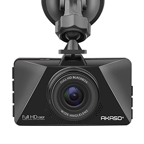 AKASO C200 Wide Angle 1080p Dash Cam