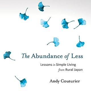 The Abundance of Less audiobook cover art