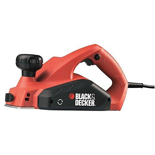 BLACK & DECKER KW712-QS - Cepillo 650W Profundidad de reabje