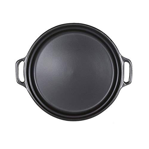 WPCBAA 29cm anti-aanbak pizza-pan ronde barbecue lade hittebestendige keramische pizza-stenen voor het bakken gereedschap keuken accessoires