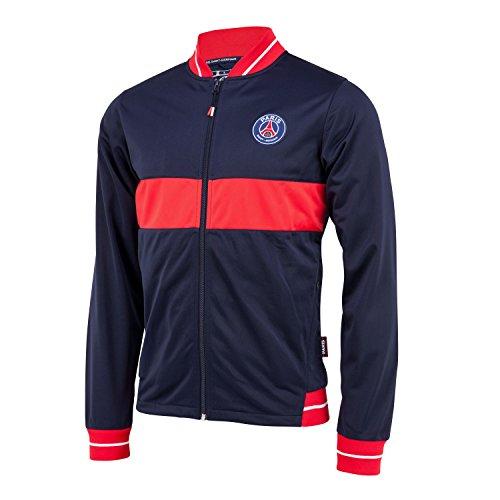 Paris Saint Germain PSG-Jacke, offizielle Kollektion, für Herren L blau