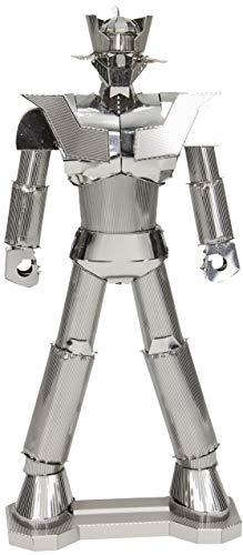 Mazinger Z Puzzle 3D Figura de Metal, 15 cm (SD Toys SDTSDT89645)