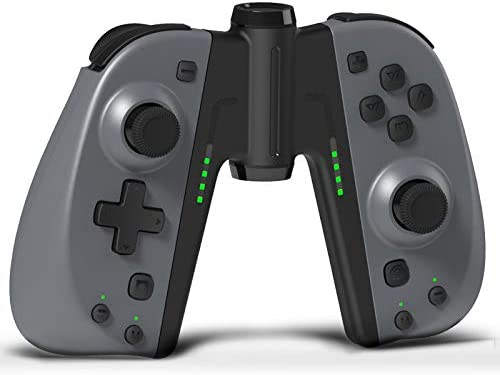 KINVOCA C25 Joypad for Nintendo Switch Lite Wired Wireless Switch Controller Replacement for product image