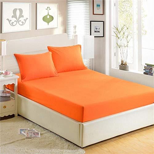 PENVEAT 1 stücke 100% Polyester festbett matratze Set mit Vier Ecken und Gummiband blätter heißer, lianghuang, 90X200X25 cm