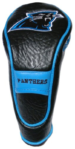 Team Golf NFL Seattle Seahawks Hybrid Golf Club Headcover, Hook-and-Loop Closure, Velour Lined for Extra Club Protection