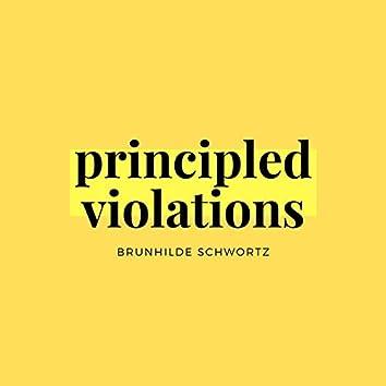Principled Violations