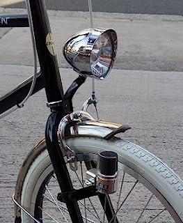 クロスバイク、MTB、小径車向き。LEDスポーツダイナモセット CB1型