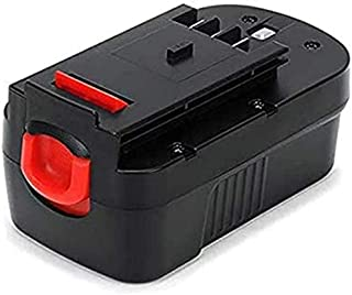 Sponsored Ad – MANUFER 3.0Ah NI-MH Replace for Black and Decker 18V Battery HPB18 HPB18-OPE 244760-00 A1718 A18 FSB18 FEB180S