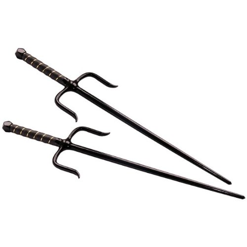 DEPICE w-SAS - Espada sai 2 Unidades Color Negro 🔥