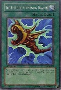YU-GI-OH! - The Flute of Summoning Dragon (SDK-042) - Starter Deck Kaiba -...