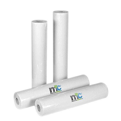 MC24 Ärztekrepp, Ärzterolle, Liegenabdeckung, Liegenpapier, perforiert, 2-lagig, 59cmx50m, 1 Rolle