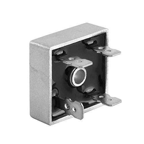 10 STÜCKE Kbpc5010 50A 1000V Einphasen-Gleichrichter, der Wechselstrom in Gleichstrom umwandeln kann