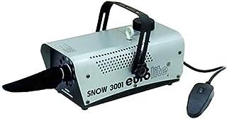 Eurolite Snow 3001 Snow machine - Accesorio de discoteca (Negro, Gris, 340 x 215 x 220 mm)