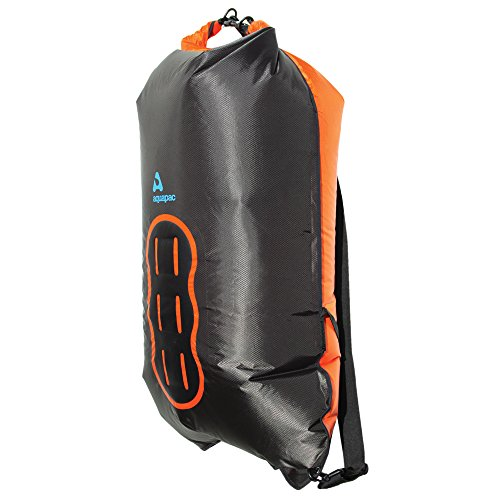 Aquapac Noatak Wet & Dryback, schwarz-orange, 94 x 56 x 2 cm, 60 liters, 750, 0.00 euro/100 ml