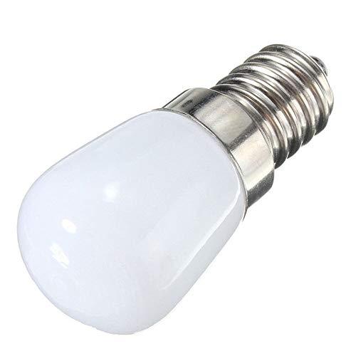 2W E14 SES LED Kühlschrank Gefrierschrank Appliance Glühbirne Mini Pygmy Lampe 220 V Hot x 1 Warmweiß Nützlich und praktischCarry Stone