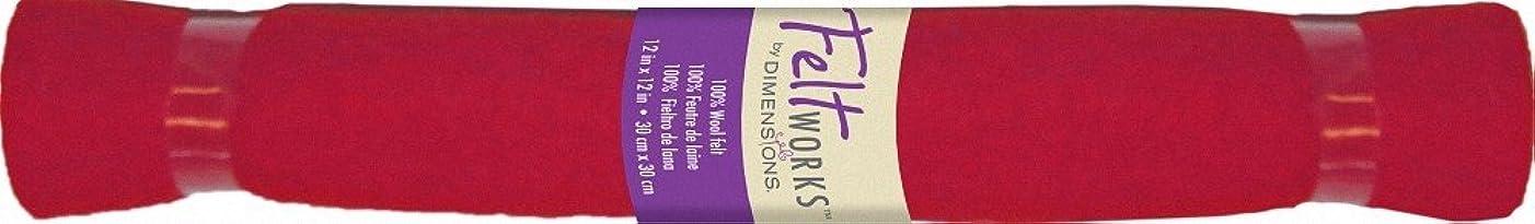 Dimensions Feltworks Felt Roll 12