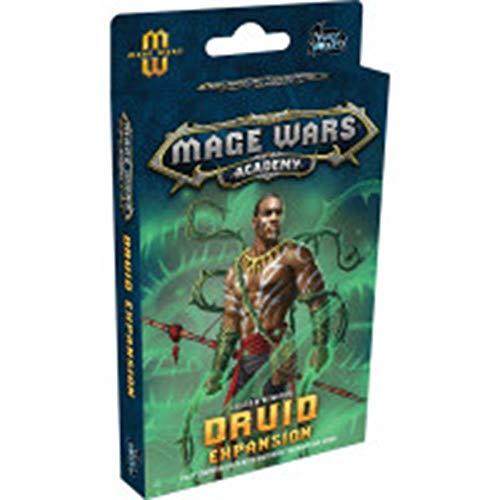 Arcane Wonders ARWACD05 Mage Wars Academy Druid Expansion, Multicolor