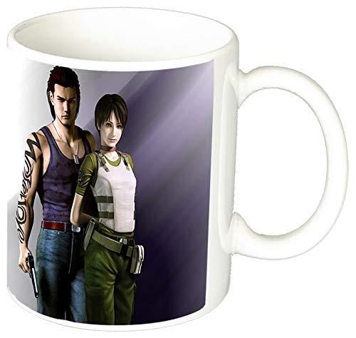 MasTazas Resident Evil The Umbrella Chronicles Taza Ceramica