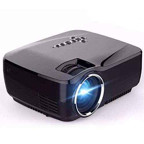Mini Proyector Mini Proyector Led con Google Play Projector 1G / 8G Bluetooth WiFi TV Beamer Proyector Portátil (Color: Color De La Foto, Tamaño: Talla Única)