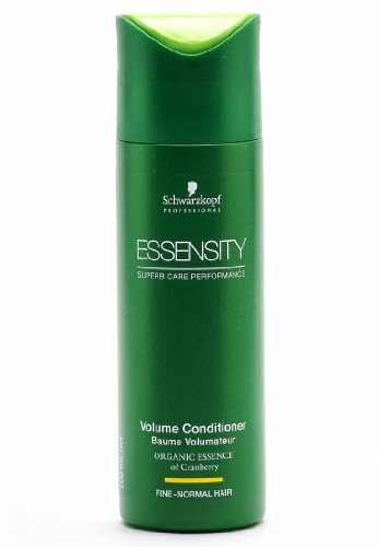 Schwarzkopf Essensity Cond Volume Après-shampooing pour Dar Volume 200 ml