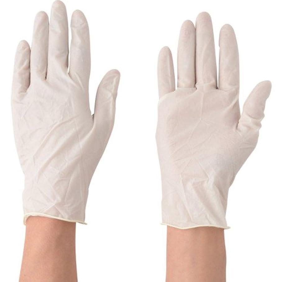 疾患スリラー今までATOM アトム 天然ゴム極薄手袋 100枚入 319-100 L
