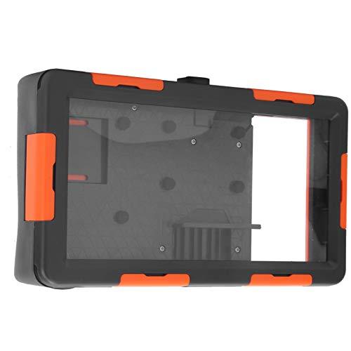 BOLORAMO Estuche Protector móvil Impermeable, Estuche Impermeable ergonómico para teléfono con cordón para bucear, esnórquel, Yates para Actividades al Aire Libre