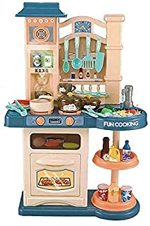 Western kitchen toy with Vapor and water
