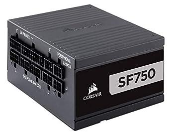Corsair SF Series SF750 750 Watt SFX 80+ Platinum Certified Fully Modular Power Supply  CP-9020186-NA