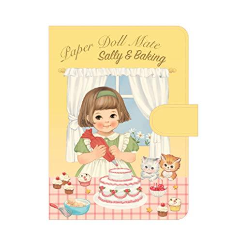 韓国 Afrocat] Korea Afrocat Paper Doll Mate 2020 デイリーダイアリースケジュールジャーナル (Afrocat Paper Doll Mate 2020 Daily Diary Schedule Journal)