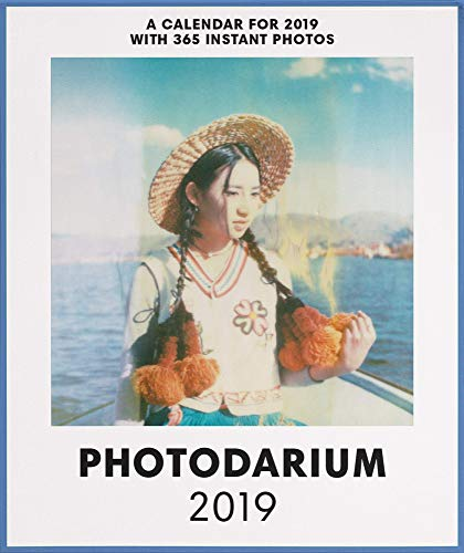 PHOTODARIUM 2019: Every Day a new Instant Photo (Poladarium / Photodarium)