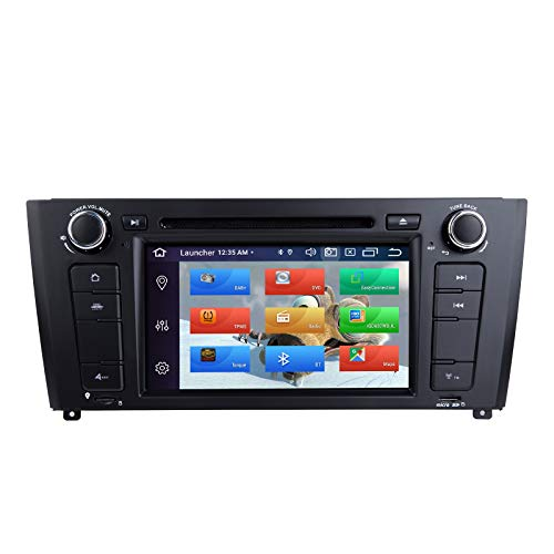 Autoradio Stereo para BMW E81 E82 E87 E88 1 Series Android 10...