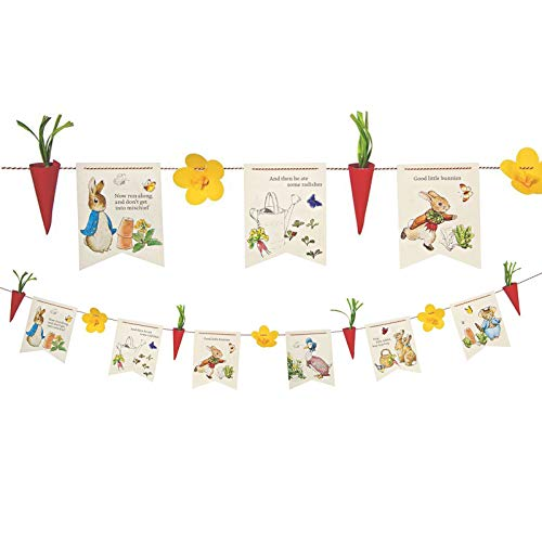 Peter Rabbit and Friends Garland Kit