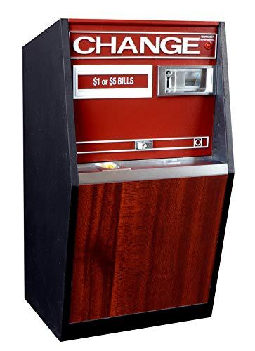 New Wave Toys RepliTronics Arcade Change Machine USB Charging Station, Retro Desktop Office Hub for Multiple Devices