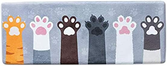 Cartoon Door Floor Mat Bathroom Carpet Bedroom Mat[zz]