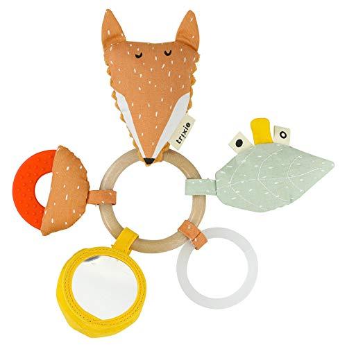 Trixie Sonajero con diseño de zorro, multicolor