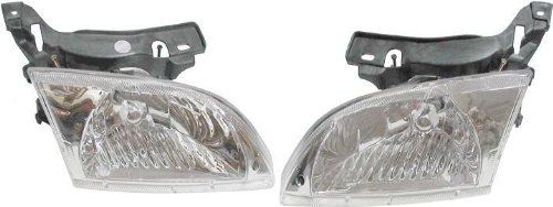 01 cavalier headlight assembly - 7